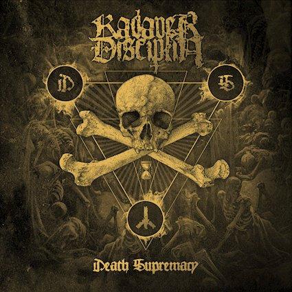 Kadaverdisciplin – Death Supremacy(Review)