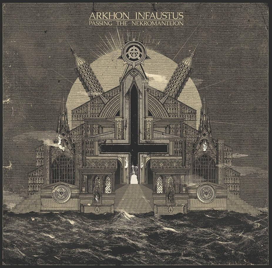Arkhon Infaustus – Passing the Nekromanteion(Review)