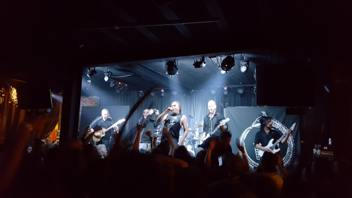 Hell on Earth Tour - Cattle Decapitation/Broken Hope/Hideous Divinity/Gloryhole Guillotine - Manchester Rebellion, 04/09/17 (Live Review)