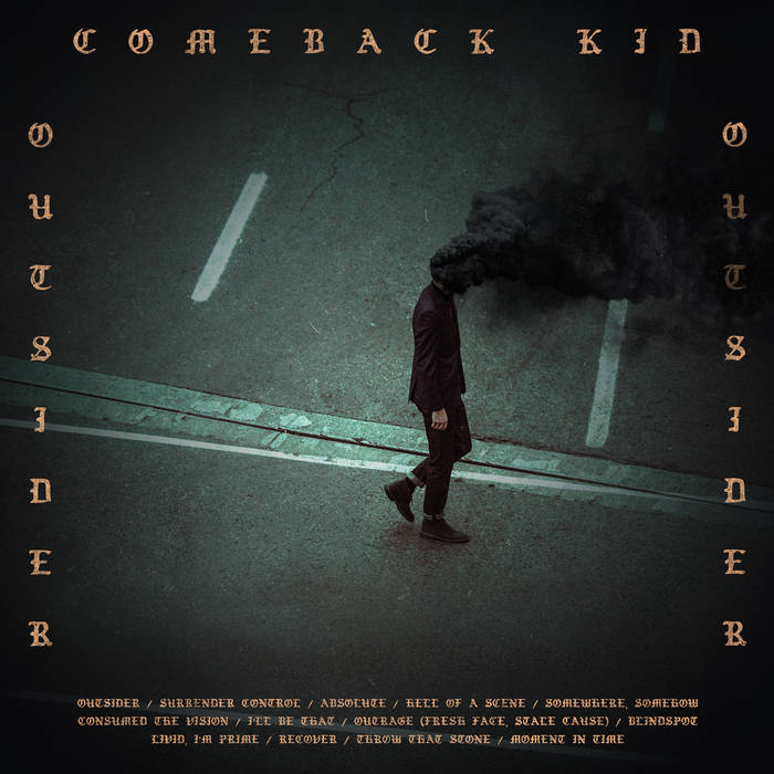 Comeback Kid – Outsider(Review)