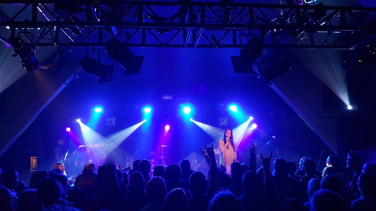 Life of Agony – Birmingham O2 Institute, 22/09/17 (LiveReview)