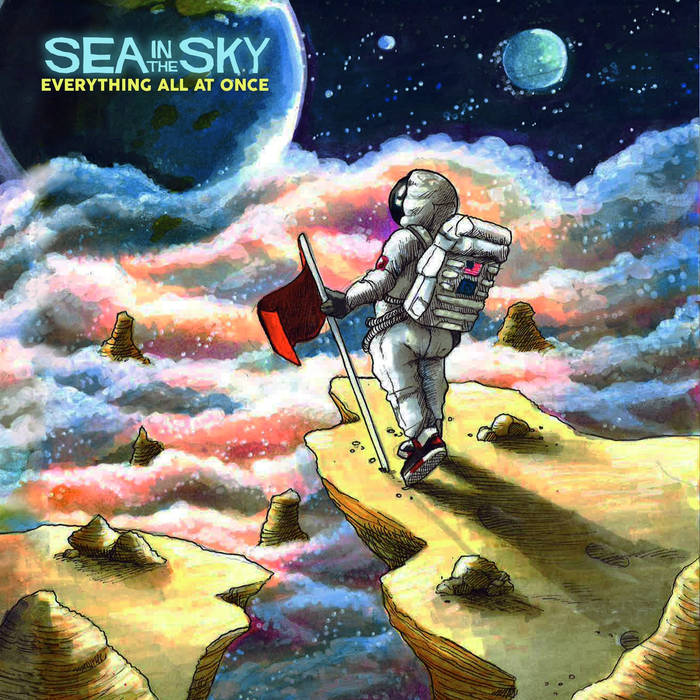 Sea in the Sky – Everything All at Once(Review)