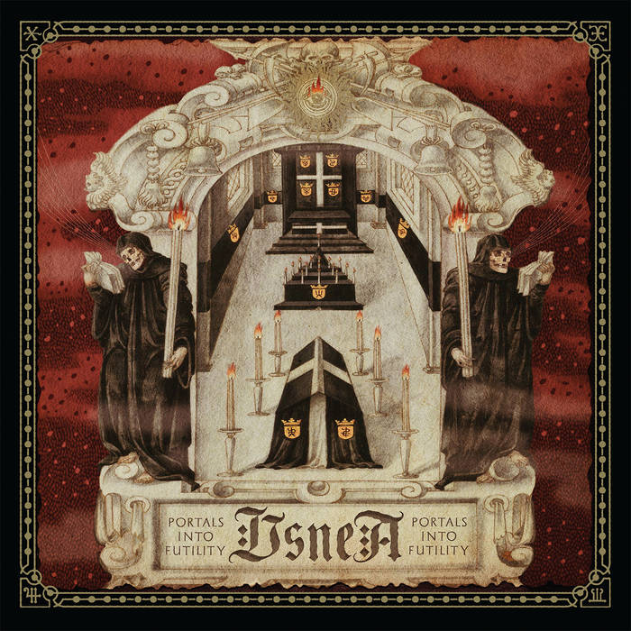 Usnea – Portals into Futility (Review)