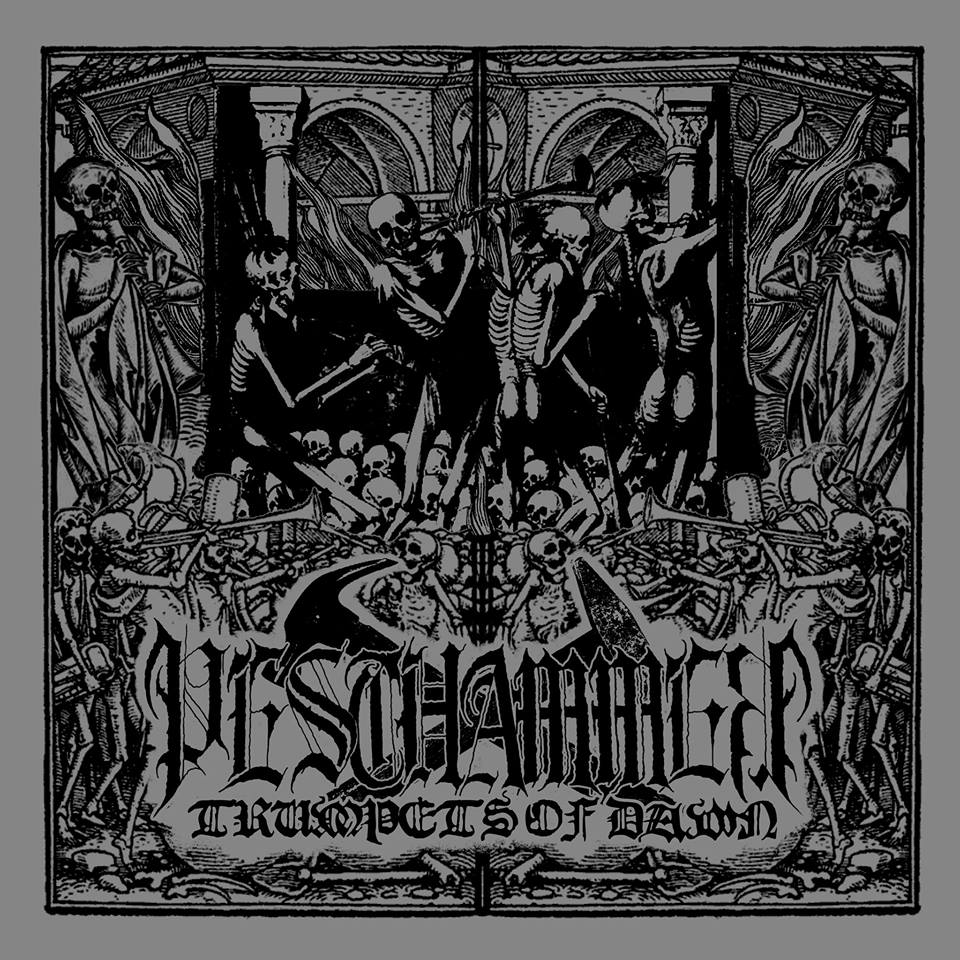 Pesthammer – Trumpets of Dawn(Review)