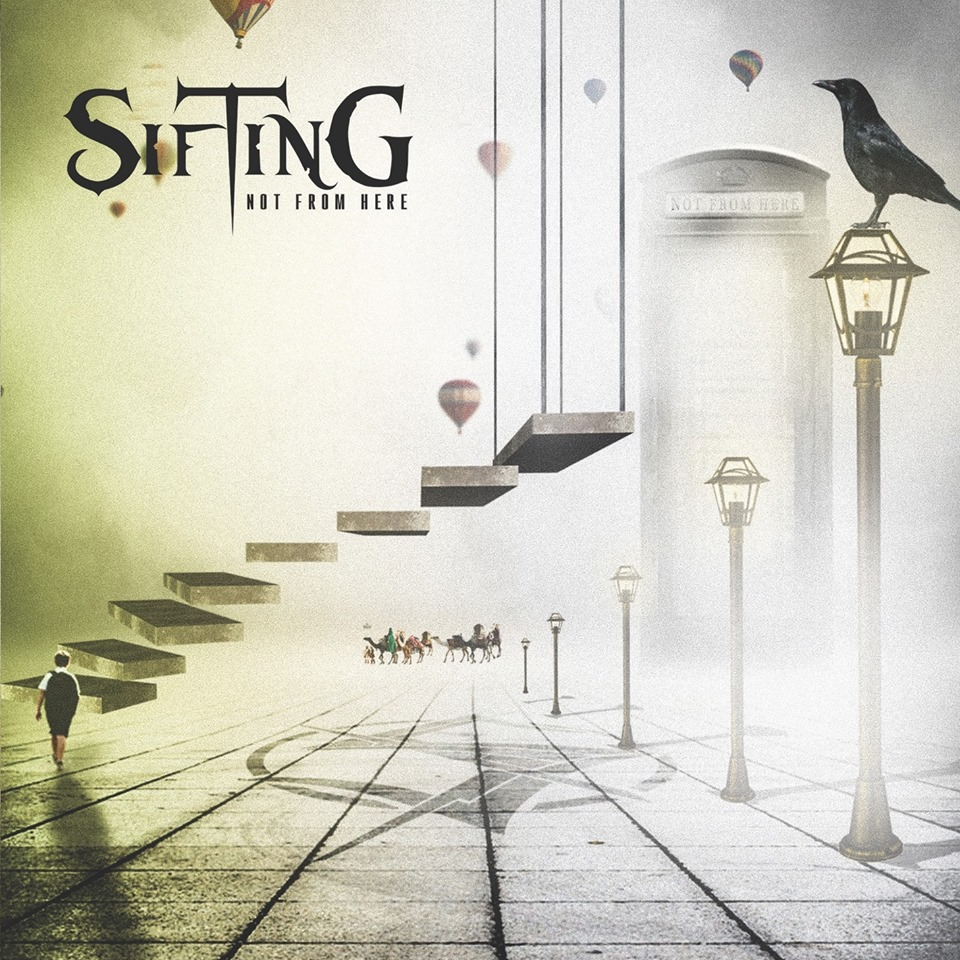 Sifting – Not from Here (Review)