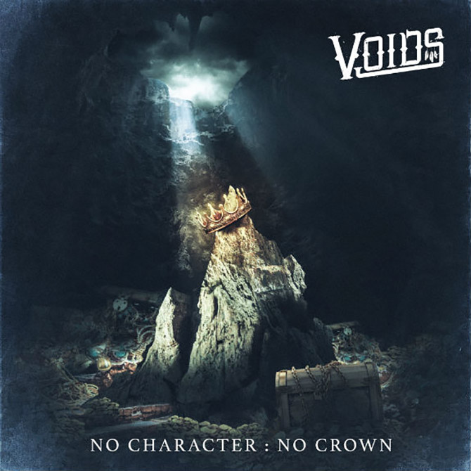 Voids – No Character: No Crown (Review)
