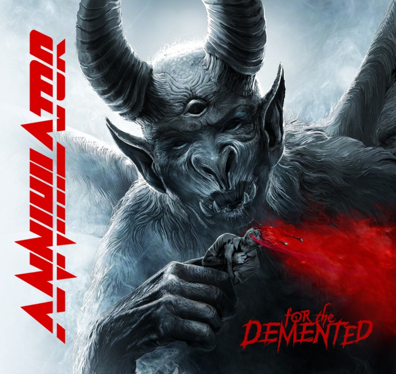 Annihilator – For the Demented(Review)