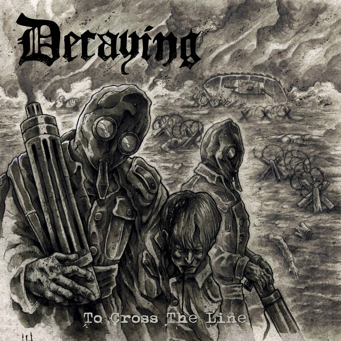 Decaying – To Cross the Line (Review)