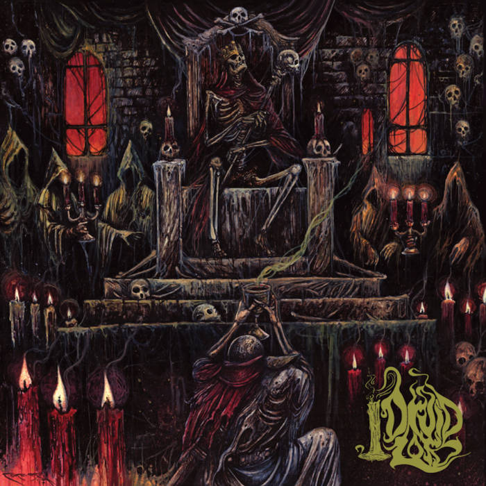 Druid Lord – Grotesque Offerings(Review)