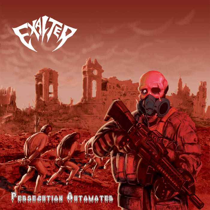 Exalter – Persecution Automated (Review)