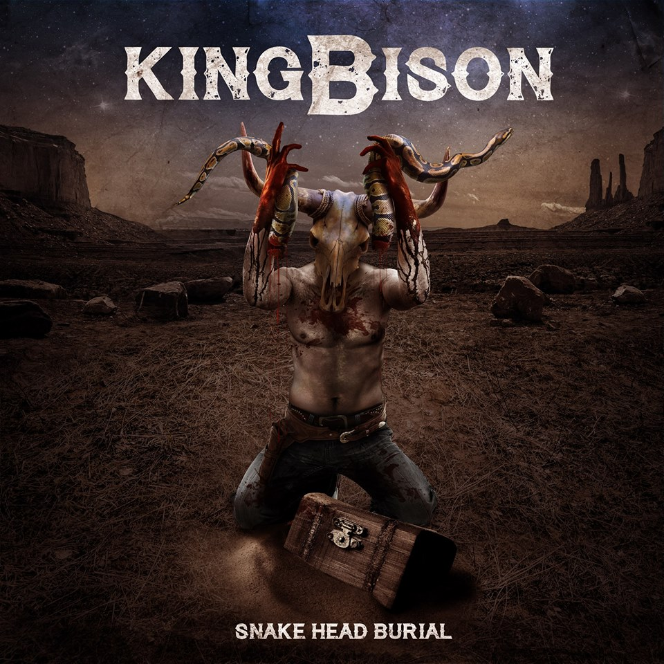 King Bison – Snake Head Burial (Review)