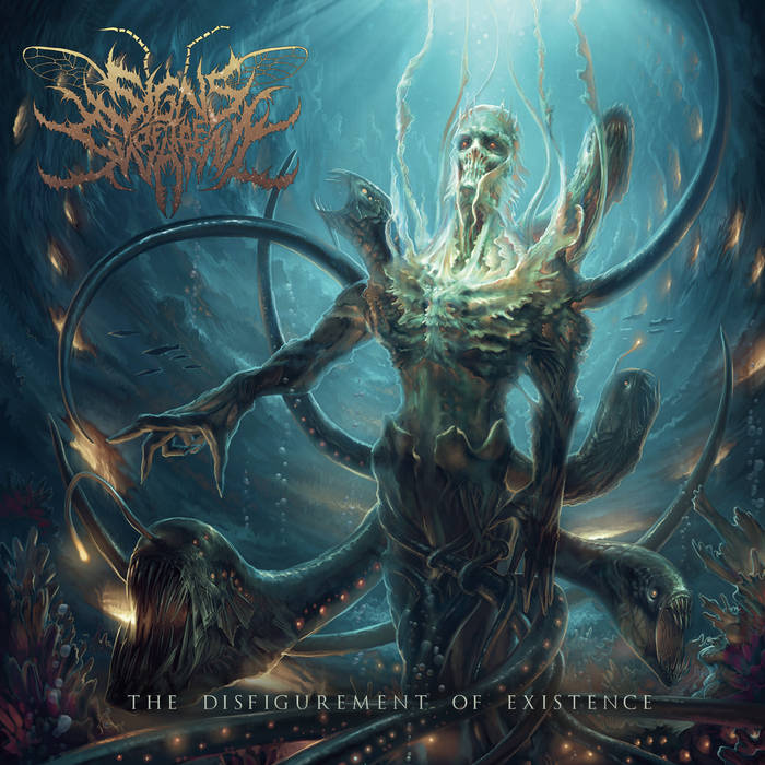 Signs of the Swarm – The Disfigurement of Existence(Review)