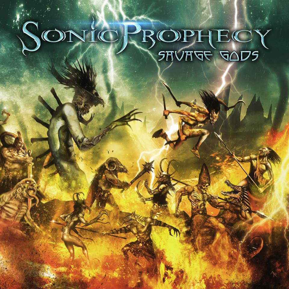 Sonic Prophecy – Savage Gods (Review)