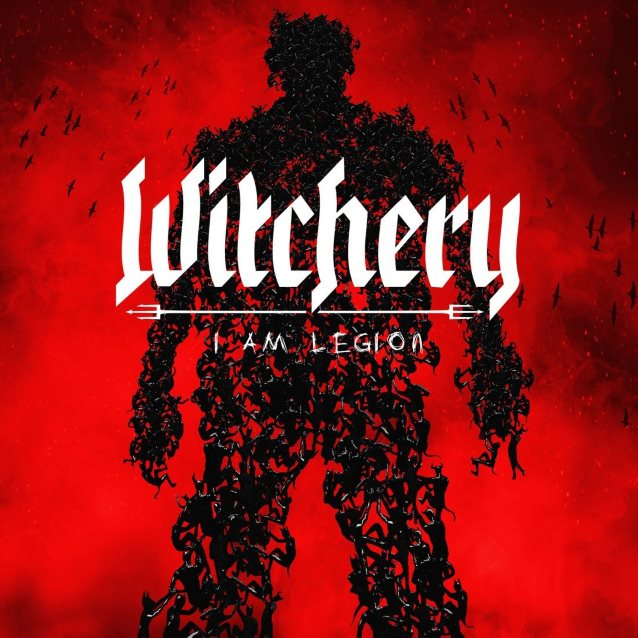 Witchery – I Am Legion (Review)