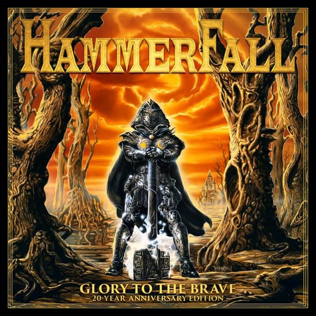 Hammerfall – Glory to the Brave – 20 Year Anniversary Edition(Review)