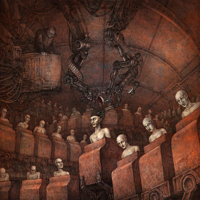 Horror God/Techne – Split(Review)
