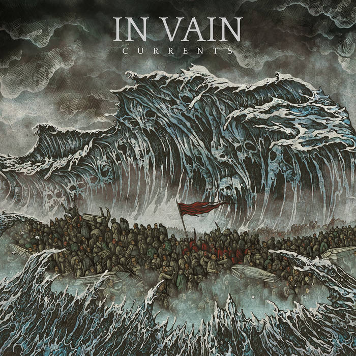 In Vain – Currents(Review)