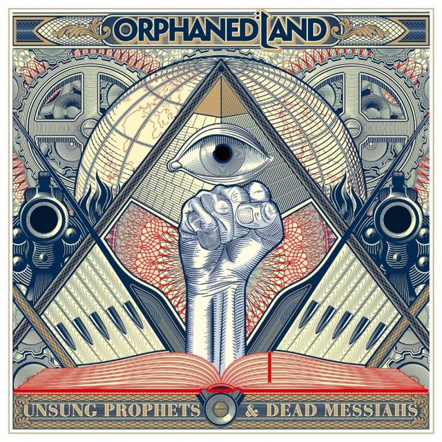Orphaned Land – Unsung Prophets & Dead Messiahs(Review)