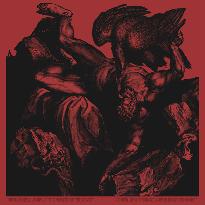 Siberian Hell Sounds/Convulsing – Split(Review)