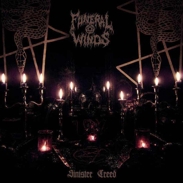 Funeral Winds – Sinister Creed(Review)