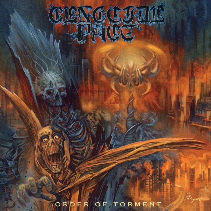 Genocide Pact – Order of Torment (Review)