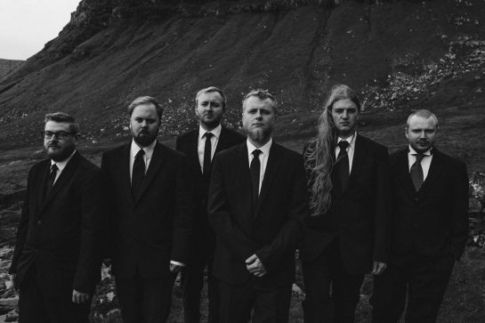 Hamferð Band