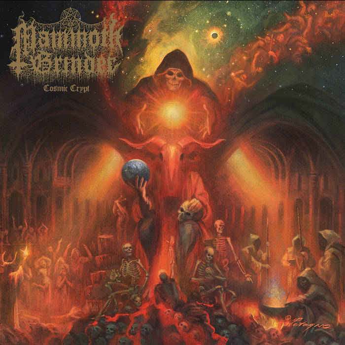 Mammoth Grinder – Cosmic Crypt (Review)