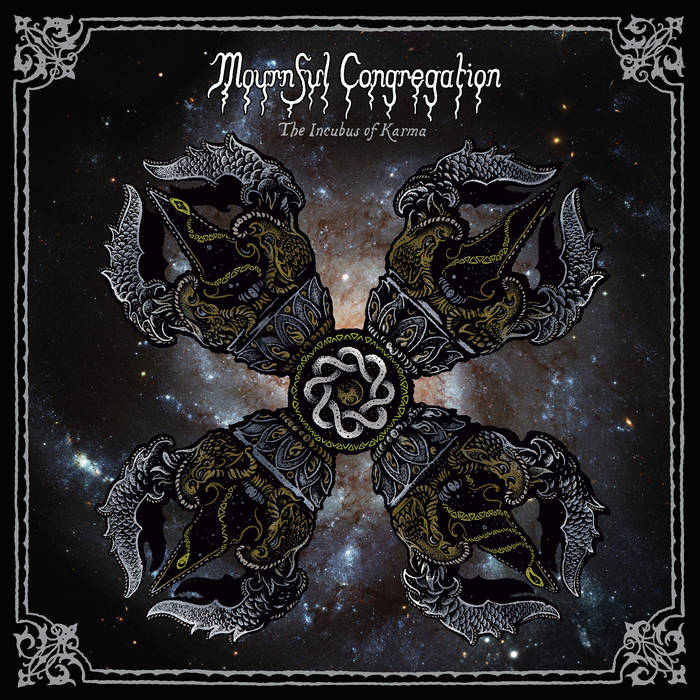 Mournful Congregation – The Incubus of Karma (Review)