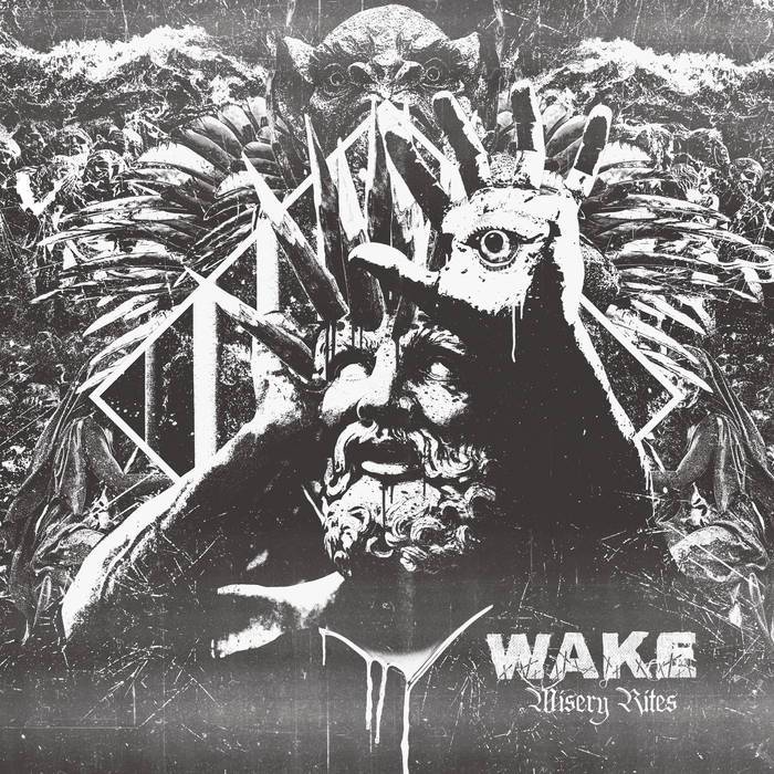 Wake – Misery Rites(Review)