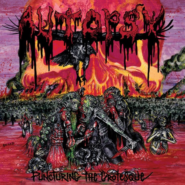 Autopsy – Puncturing the Grotesque(Review)