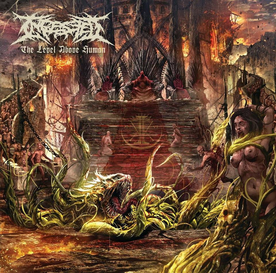 Ingested – The Level Above Human (Review)