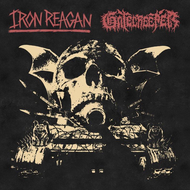 Iron Reagan/Gatecreeper – Split(Review)