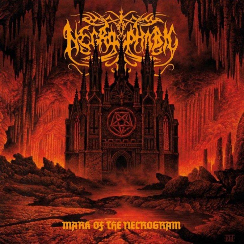 Necrophobic – Mark of the Necrogram(Review)
