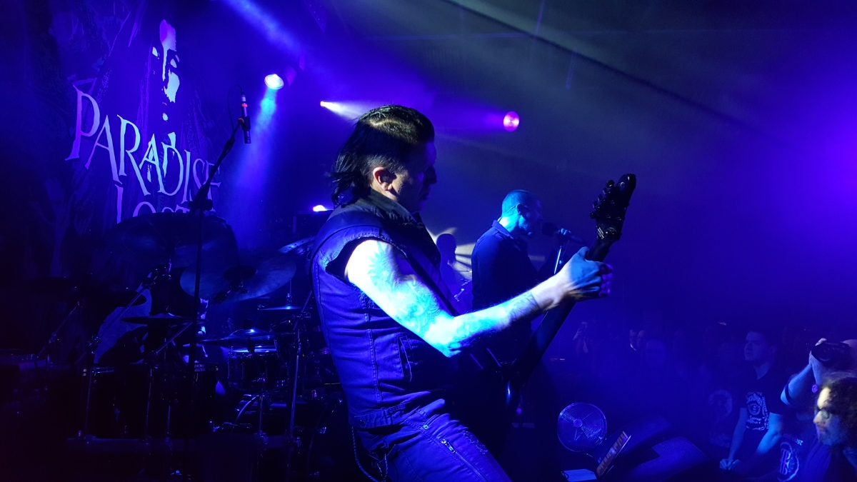 Paradise Lost/Outshine/King Goat – Manchester Gorilla, 23/02/18 (LiveReview)