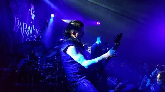 Paradise Lost Live 2