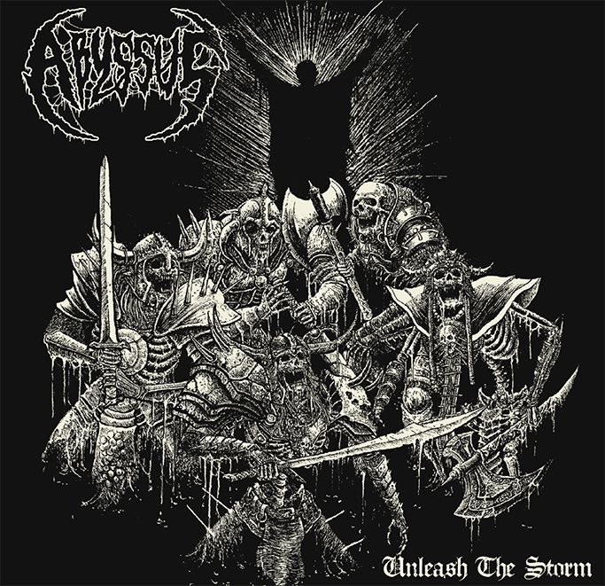 Abyssus – Unleash the Storm(Review)