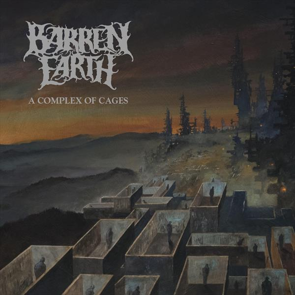 Barren Earth – A Complex of Cages (Review)