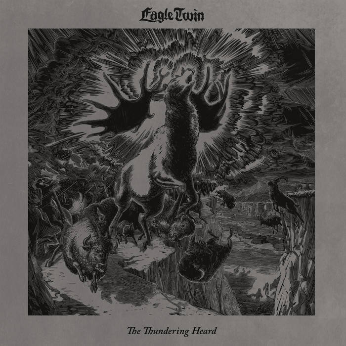 Eagle Twin – The Thundering Heard (Songs of Hoof and Horn)(Review)