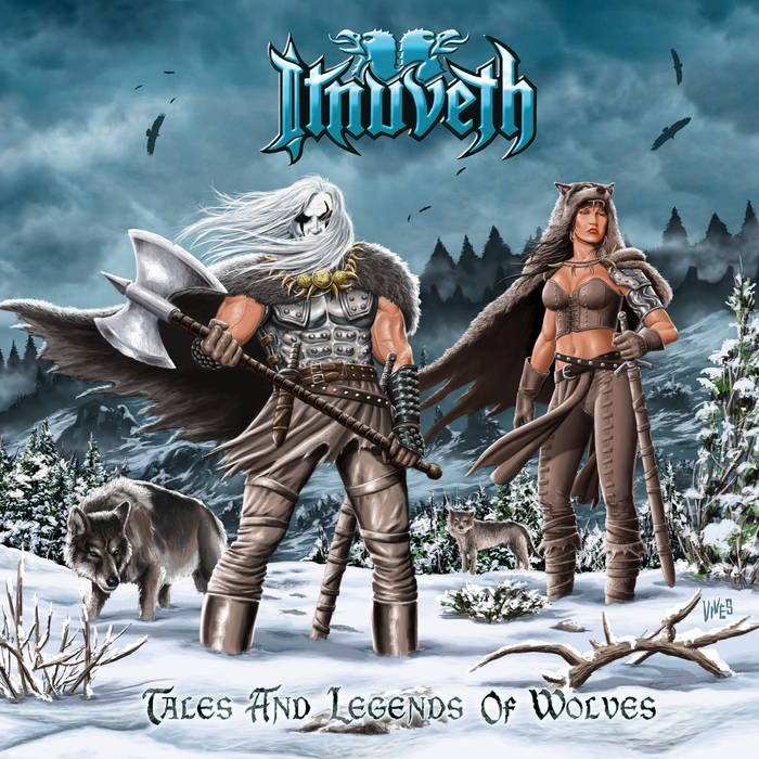 Itnuveth – Tales and Legends of Wolves(Review)