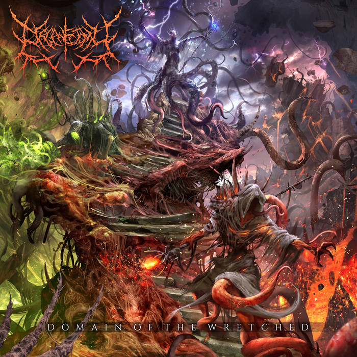 Organectomy – Domain of the Wretched (Review)