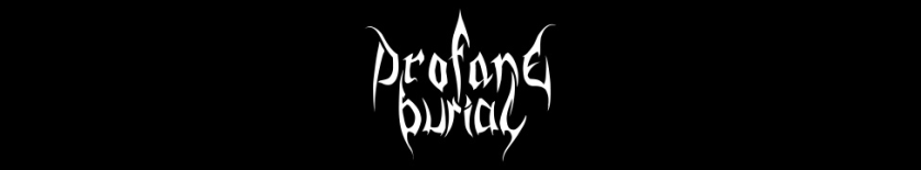 Profane Burial Header