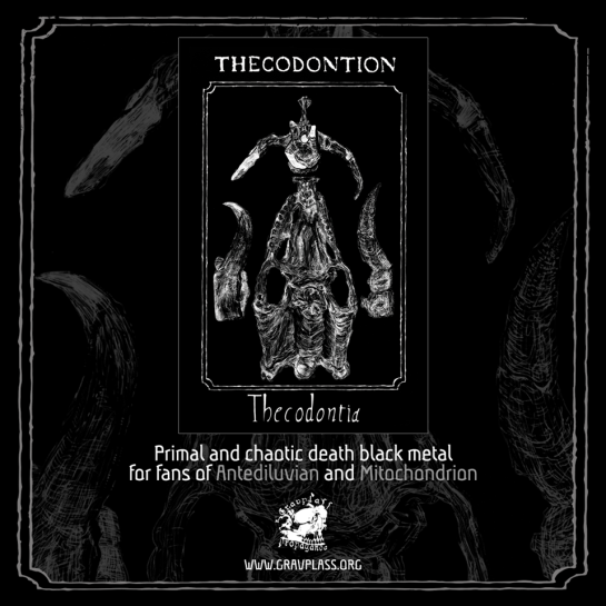 Thecodontion Promo