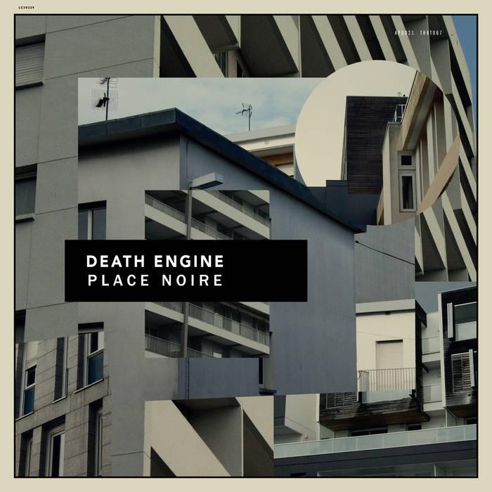 Death Engine – Place Noire(Review)