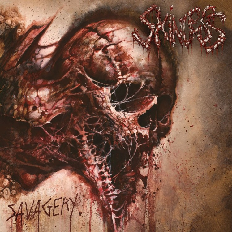 Skinless – Savagery(Review)