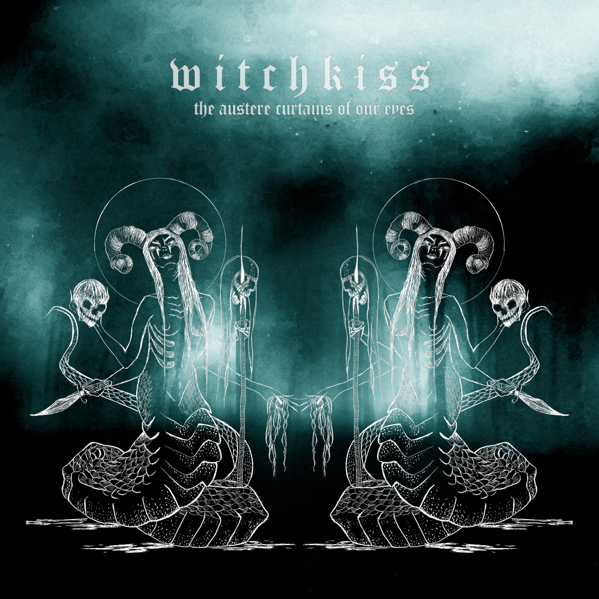 Witchkiss – The Austere Curtains of Our Eyes (Review)