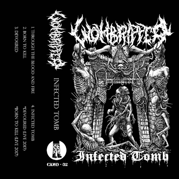 Wombripper – Infected Tomb(Review)