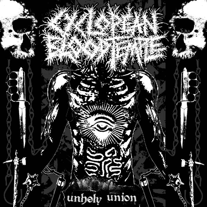 Cyclopean Blood Temple – Unholy Union (Review)