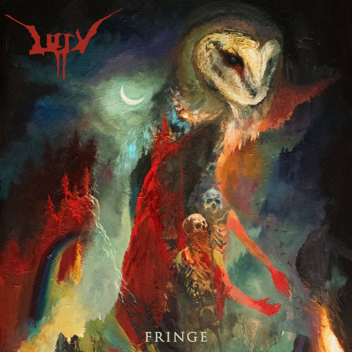 Lurk – Fringe (Review)