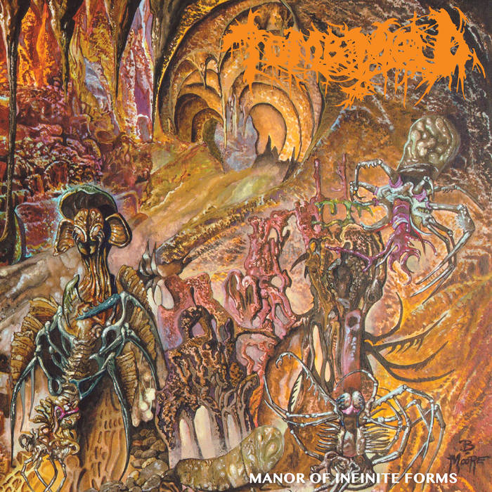 Tomb Mold – Manor of Infinite Forms (Review)