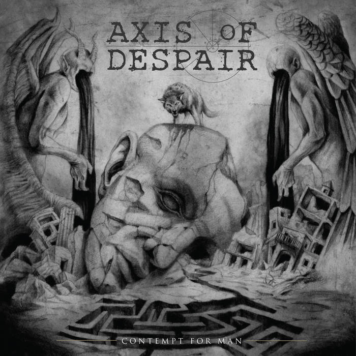 Axis of Despair – Contempt for Man (Review)